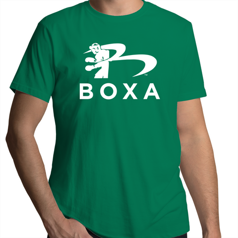 BOXA Mens T-Shirt - Green