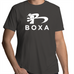 BOXA Mens T-Shirt - White Logo