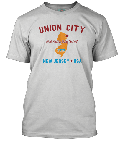 BLONDIE inspired UNION CITY