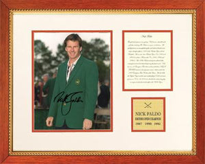 Nick Faldo - Biography Series