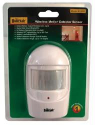 HomeSafe Wireless Home Security Motion Sensor
