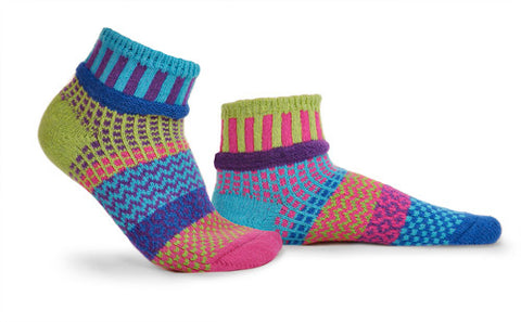 Lily Adult Ankle Socks