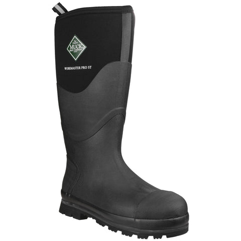 Muck Boots Workmaster Pro Safety Boot - Black