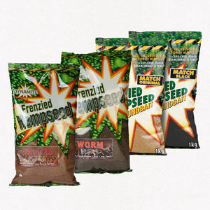Dynamite Baits Frenzied Hempseed Caster Meal Groundbait