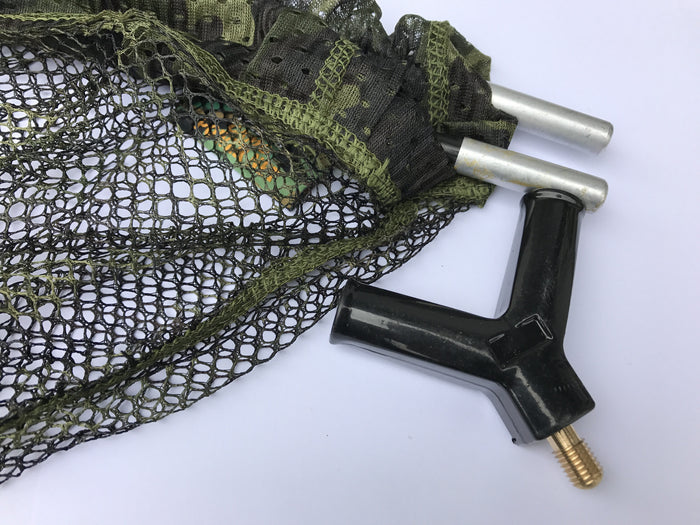 Dinsmore Syndicate Camo Power Landing Net