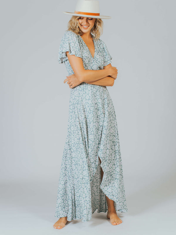 Mila Muse Maxi Dress Auguste The Label