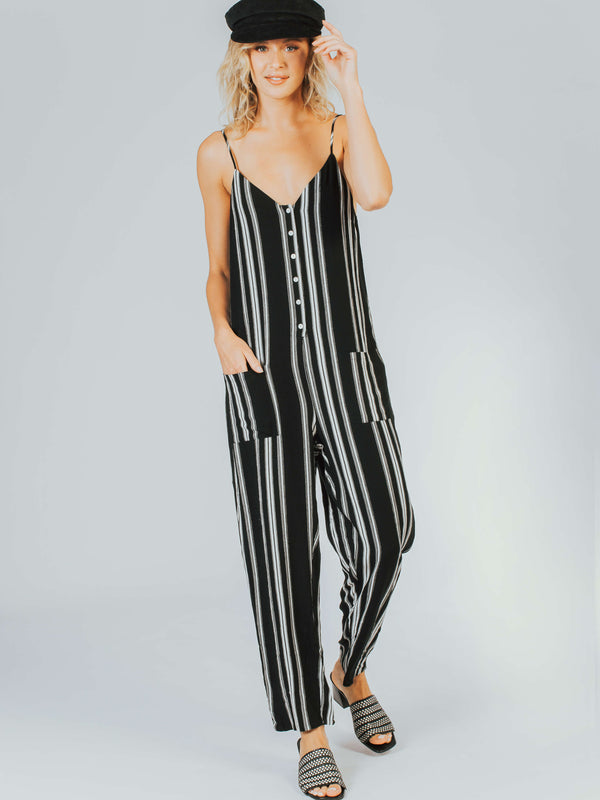 On The Line Jumpsuit MINKPINK