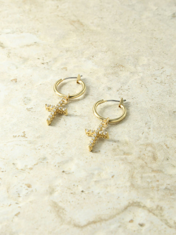 The Saint Rita Earrings Vanessa Mooney