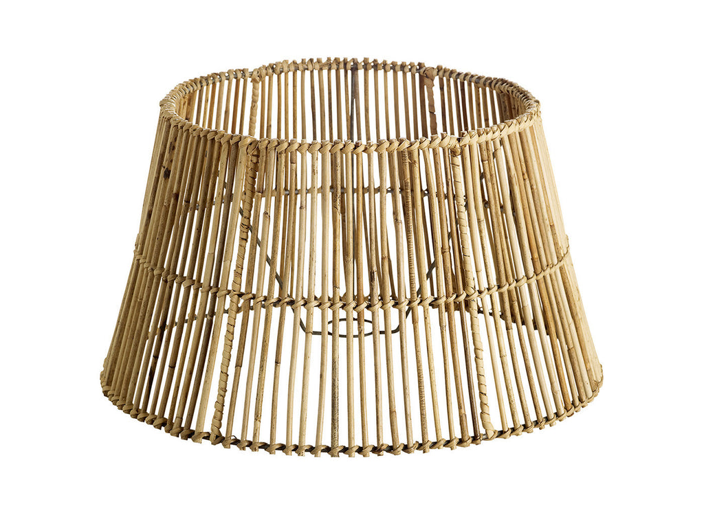 Palma Rattan Lampshade - Tine K home - Nomad The Store