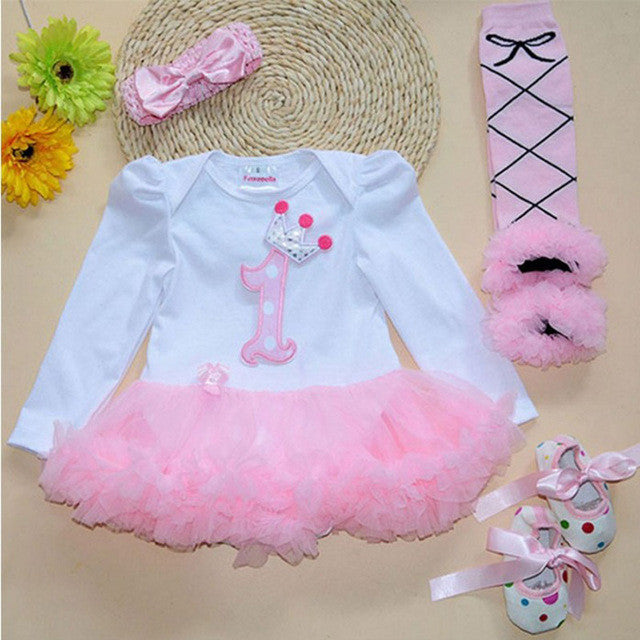 1st Birthday Outfit Set - MunchkinGear.com