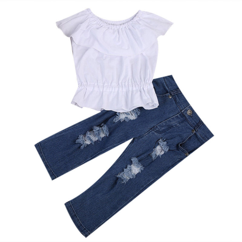 Denim Set - MunchkinGear.com