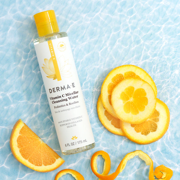 Vitamin C Micellar Cleansing Water Bottle