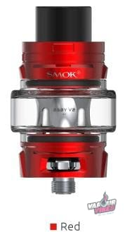 Smok - Tfv V2 Tank Red Tanks