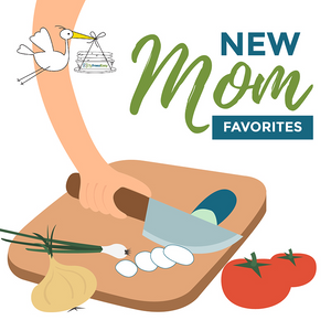 "The ""MyFreezEasy Favorites Freezer Meals"" for New Moms {PDF Download}"