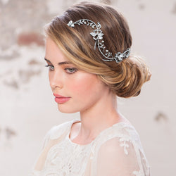 Enchanting Drape Headpiece