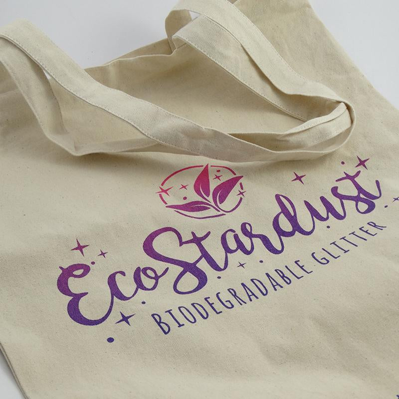 EcoStardust Ethical Tote Bag (Fair Trade Canvas/Cotton and Ethically Produced) - EcoStardust