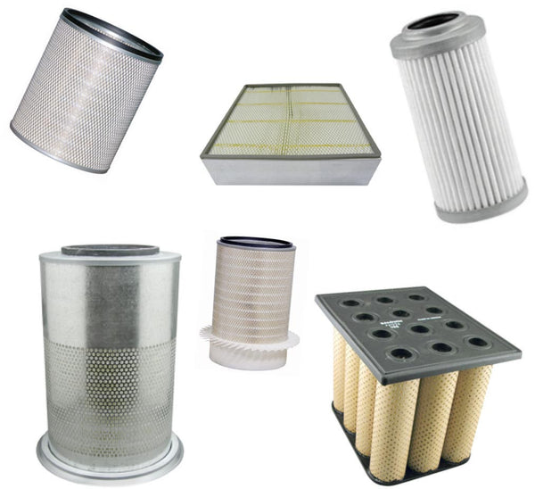 100500107 - AIR MAZE  - Online Filter Supply Replacement Part # 97-22-0449