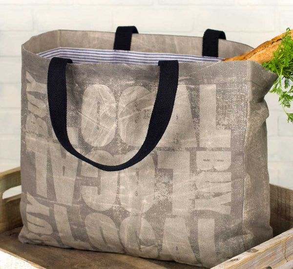 Buy Local Grocery Tote - Urbanily Lifestyle Goods