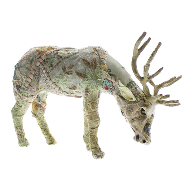 Bavarian Forest Stag Grazing - Small - Urbanily Lifestyle Goods