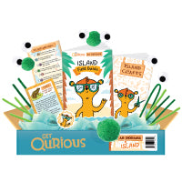 .Get Qurious Island Box
