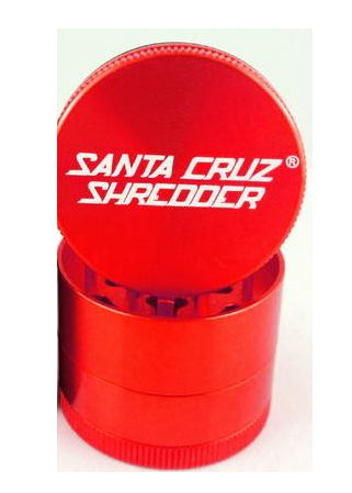 "Santa Cruz Shredder Small 1.6"" 4 Piece Grinder"