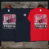 Gateway to the Blues Tunica Live It Up T-Shirt