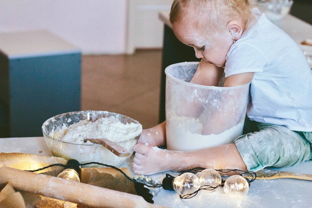 Cooking with Toddlers | Lark Adventurewear