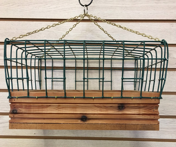 Songbirds Only Platform Feeder - Small