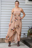 Veronica Off The Shoulder Floral Dress