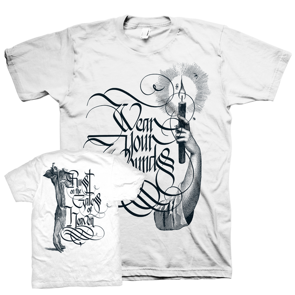 "Wear Your Wounds ""Candle of Heaven"" T-Shirt"