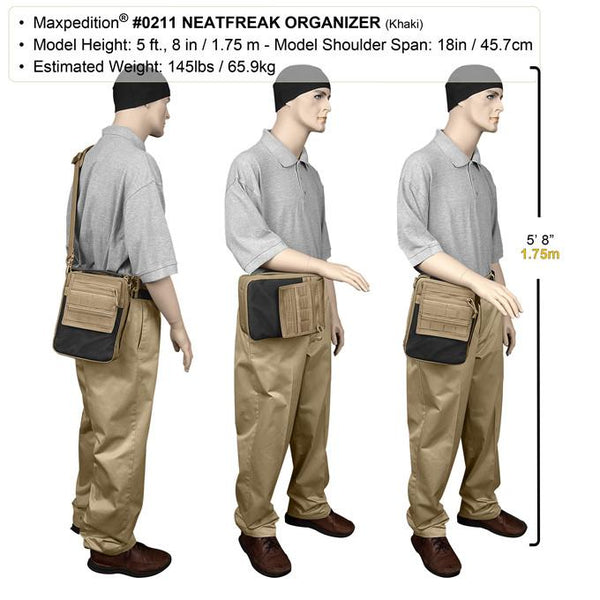 NEATFREAK ORGANIZER - MAXPEDITION