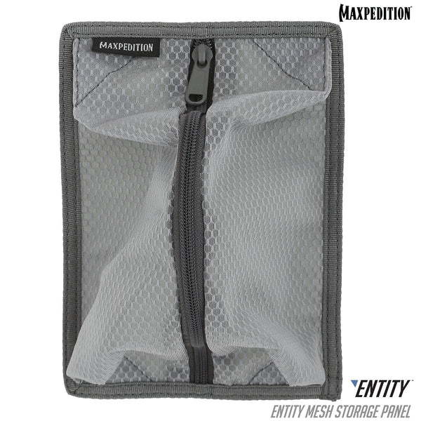 Entity™ Hook & Loop Mesh Storage Panel