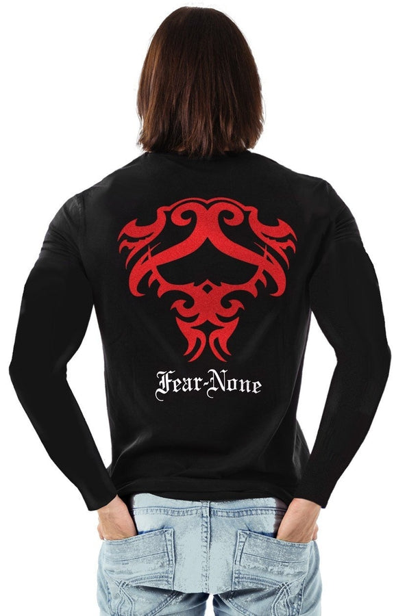 FEAR-NONE Gear Motorcycle racing shirt