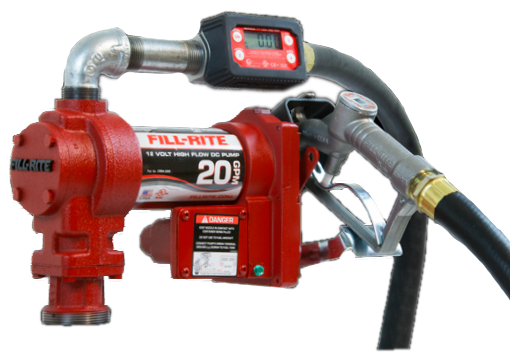 Fill-Rite FR4219G Pump and Meter Combo