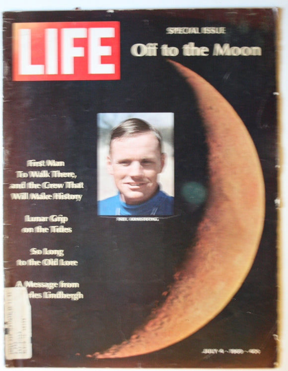07 04 1969 LIFE Man On The Moon