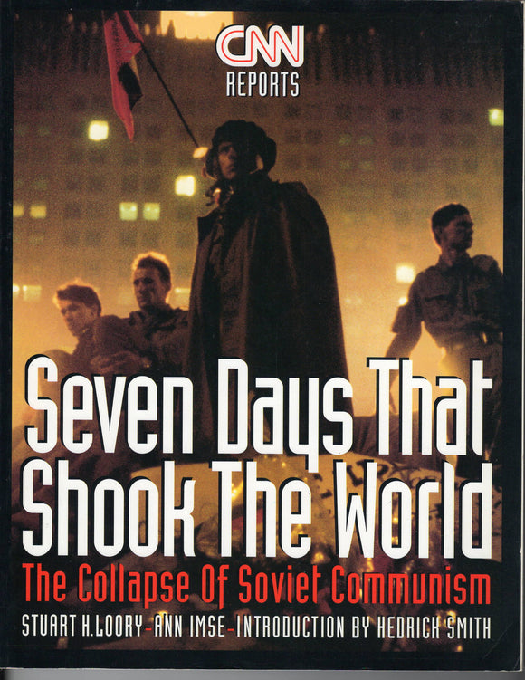 08 18 1991 CNN Seven Days That Shook The World