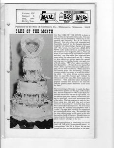 05 00 1969 Cake of the Month