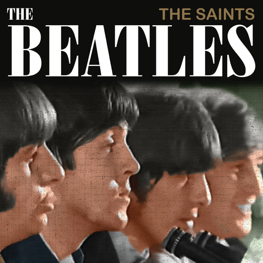 The Beatles, THE SAINTS, Limited Edition Coloured Vinyl