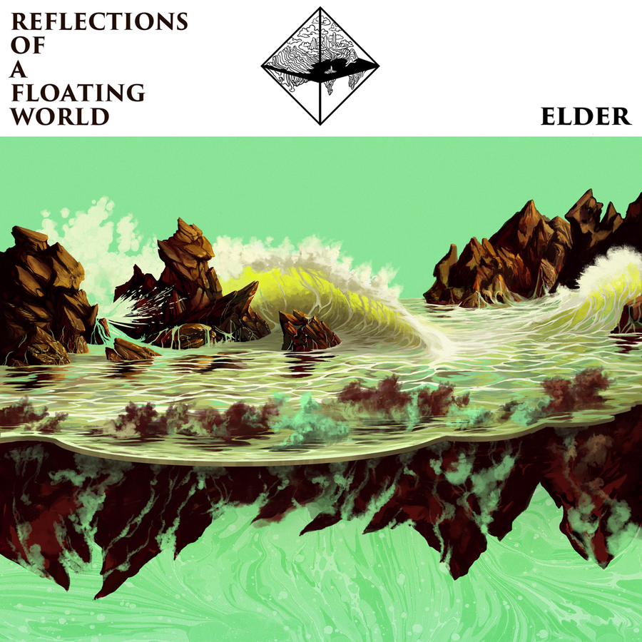 "Elder ""Reflections Of A Floating World"""