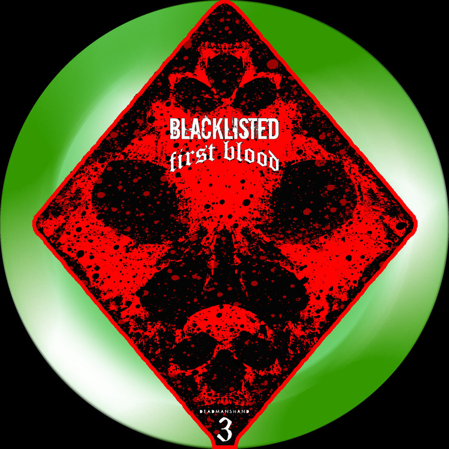 "Blacklisted & First Blood ""Dead Man's Hand: 3"""