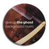"Give Up The Ghost ""Straight Razor"" Button"