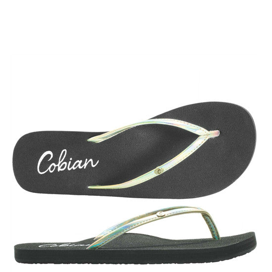 Cobian Women's Nias Bounce Sandals - Iridescent NBO13-105 - ShoeShackOnline