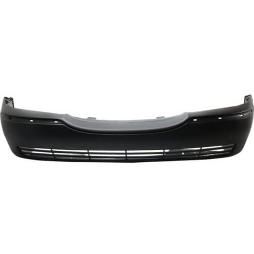 2003-2011 Lincoln Town Car Front Bumper (without Fog Lamp Holes) - FO1000528