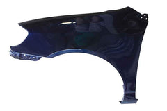 2008 Toyota Corolla Driver Side Fender Painted Indigo Ink Pearl (8P4); 5380202070