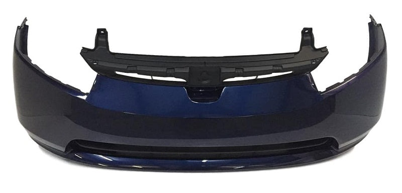 2006 Honda Civic Front Bumper (Coupe) Painted Alabaster Silver Metallic (NH 700M)8759; 04711SVAA90ZZ
