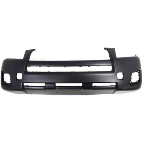 2009 Toyota RAV4 Front Bumper (LImited) Painted Sandy Beach Metallic (4T8); 5211942971