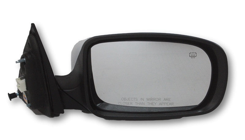 Chrysler 11-14 200 Convertible Mirror; Power; Heated Glass; Manual Folding; LT Driver Side