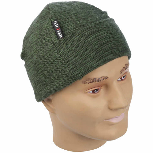 ussen baltic thermal hat olive green