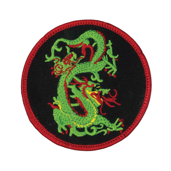 1375 Dragon Patch 3""