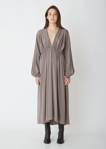 Sasha Stretch Georgette Dress